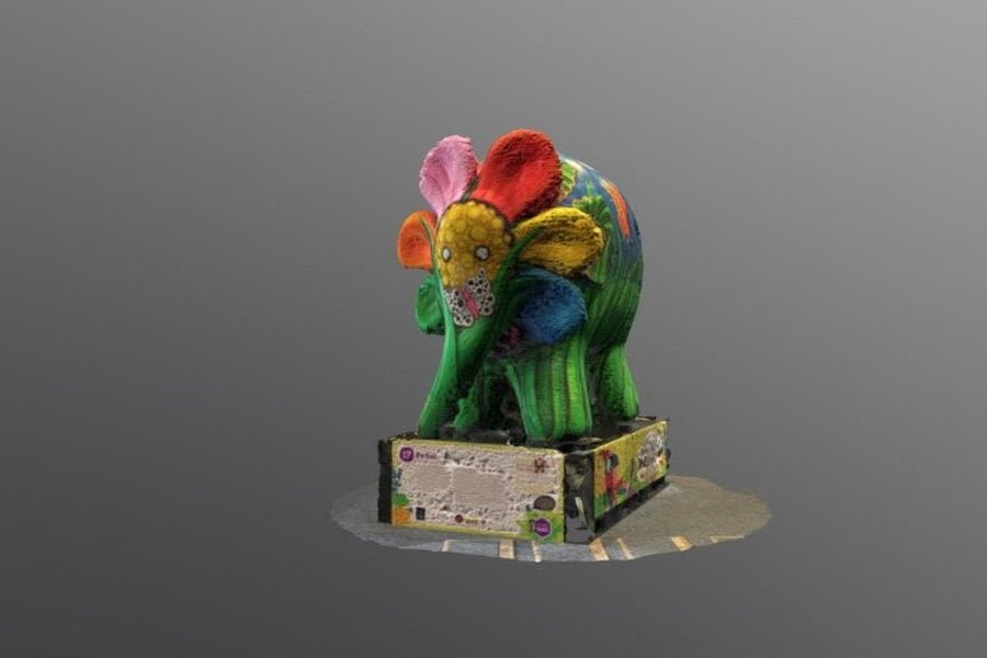 Petal - Elmer the Elephant