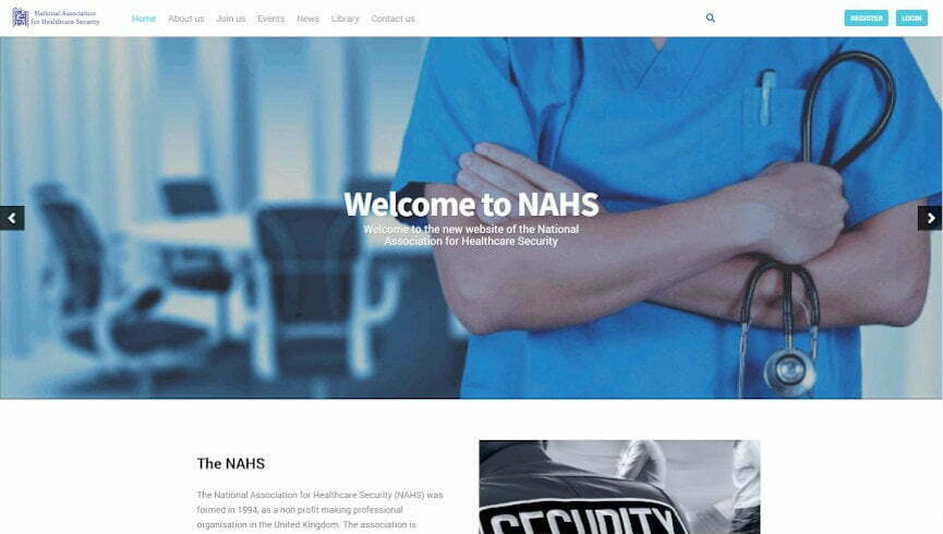 National Association for Healthcare Security